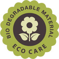 Biodegradable seal