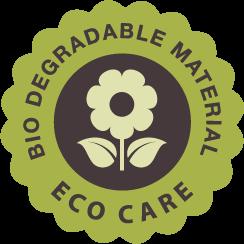 Biodegradable seal
